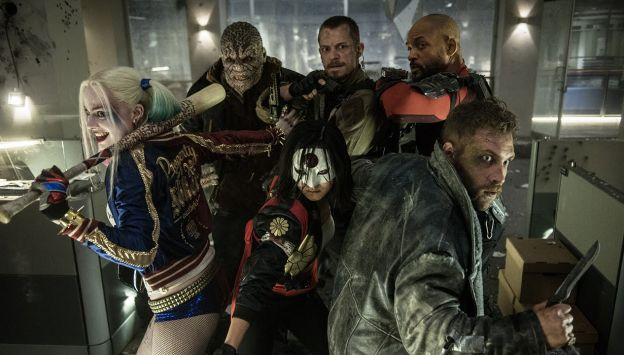 "Movie poster image for ""SUICIDE SQUAD"""