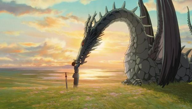 "Movie poster image for ""TALES FROM EARTHSEA - Studio Ghibli Festival"""