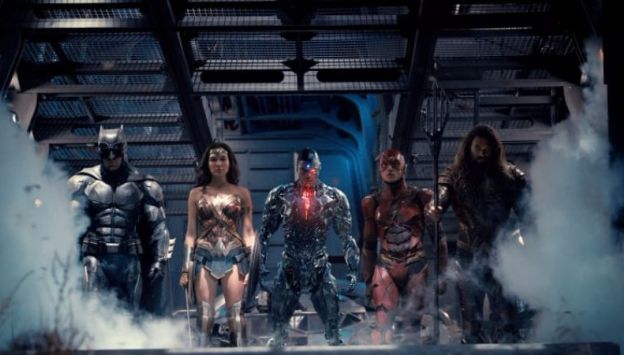 "Movie poster image for ""JUSTICE LEAGUE"""