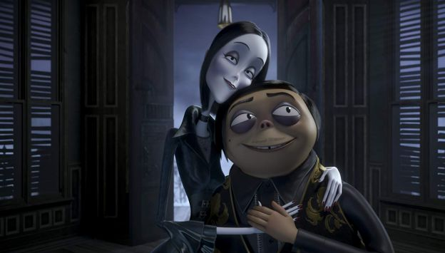 "Movie poster image for ""THE ADDAMS FAMILY"""