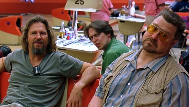 "Movie poster image for ""THE BIG LEBOWSKI"""