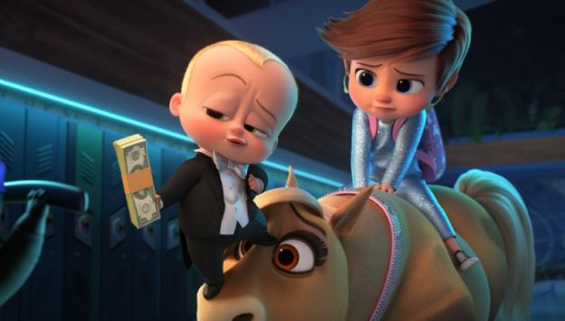 Movie poster image for THE BOSS BABY: FAMILY BUSINESS