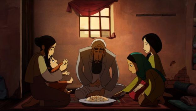 "Movie poster image for ""THE BREADWINNER"""