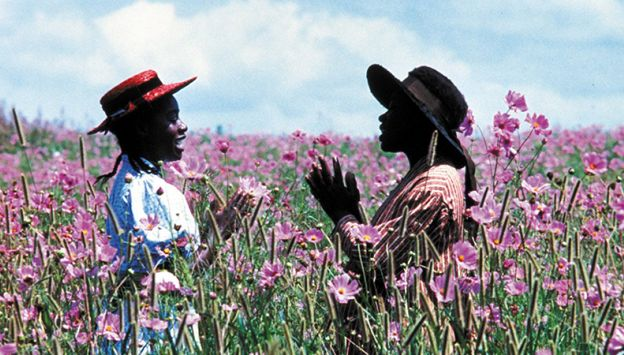 Movie poster image for THE COLOR PURPLE