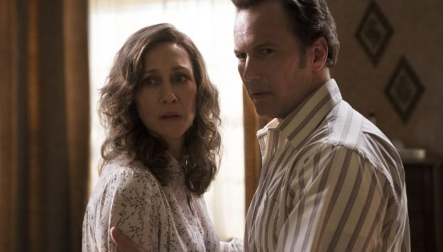 Movie poster image for THE CONJURING: THE DEVIL MADE ME DO IT