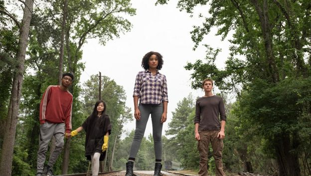 "Movie poster image for ""THE DARKEST MINDS"""