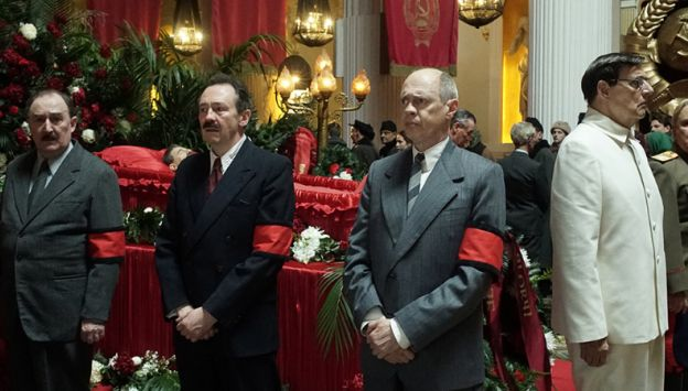 "Movie poster image for ""THE DEATH OF STALIN"""