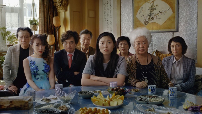 """Movie poster image for """"THE FAREWELL"""""""