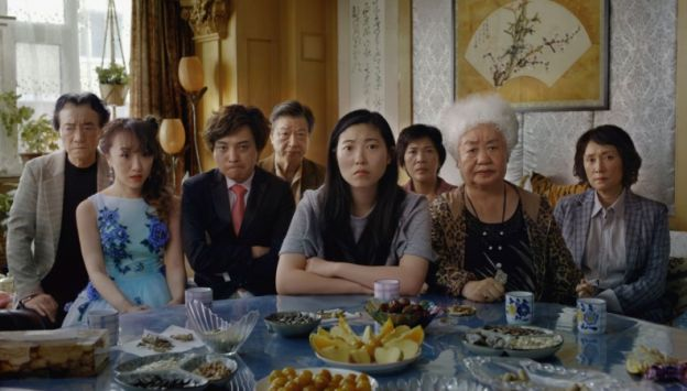 "Movie poster image for ""THE FAREWELL"""