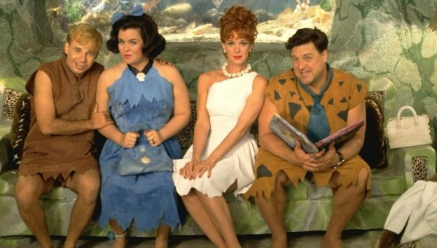 "Movie poster image for ""THE FLINTSTONES"""