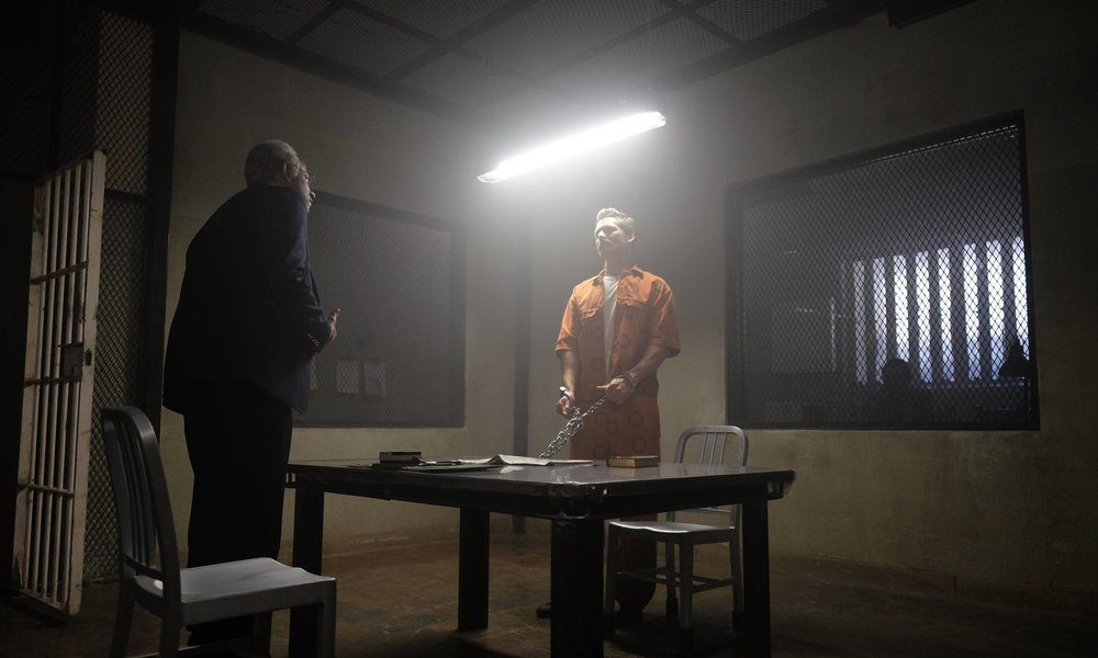 """Movie poster image for """"THE FORGIVEN"""""""