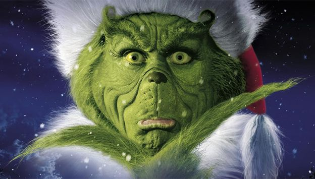 "Movie poster image for ""DR. SEUSS' HOW THE GRINCH STOLE CHRISTMAS"""
