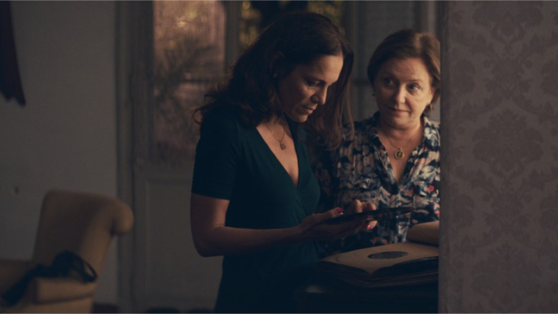 """Movie poster image for """"THE HEIRESSES"""""""