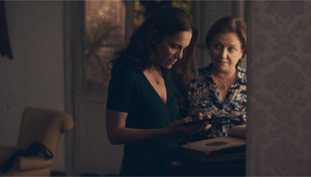 "Movie poster image for ""THE HEIRESSES"""