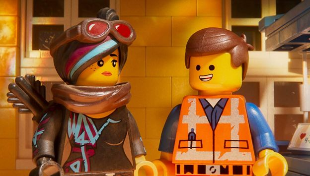 "Movie poster image for ""THE LEGO MOVIE 2: THE SECOND PART in IMAX"""