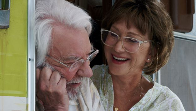 "Movie poster image for ""THE LEISURE SEEKER"""