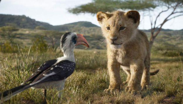 "Movie poster image for ""THE LION KING"""