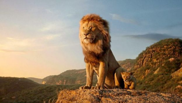 """Movie poster image for """"THE LION KING in IMAX"""""""