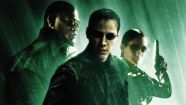 "Movie poster image for ""THE MATRIX """
