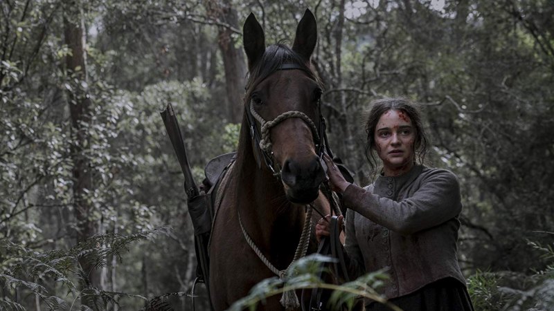 "Movie poster image for ""THE NIGHTINGALE"""