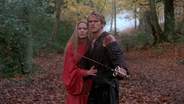 "Movie poster image for ""THE PRINCESS BRIDE"""