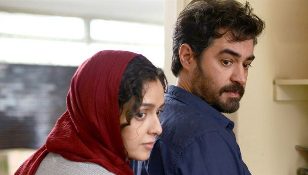 """Movie poster image for """"THE SALESMAN"""""""
