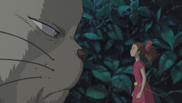Movie poster image for THE SECRET WORLD OF ARRIETTY - Studio Ghibli Festival