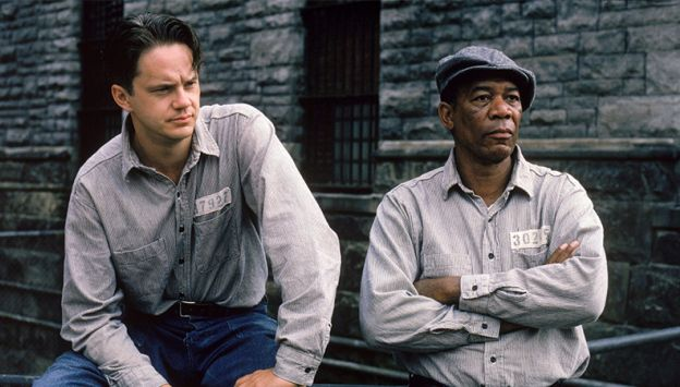 "Movie poster image for ""THE SHAWSHANK REDEMPTION"""