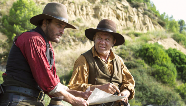 "Movie poster image for ""THE SISTERS BROTHERS"""