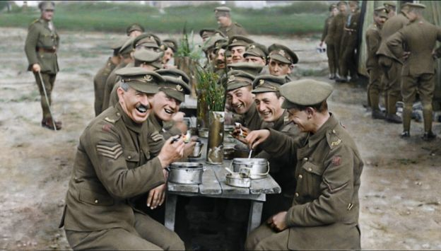 "Movie poster image for ""THEY SHALL NOT GROW OLD"""
