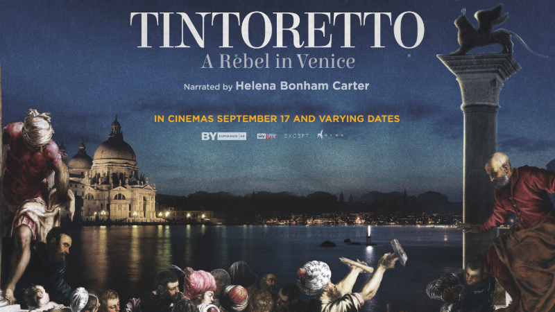 Movie poster image for GREAT ART ON SCREEN: TINTORETTO: A REBEL IN VENICE