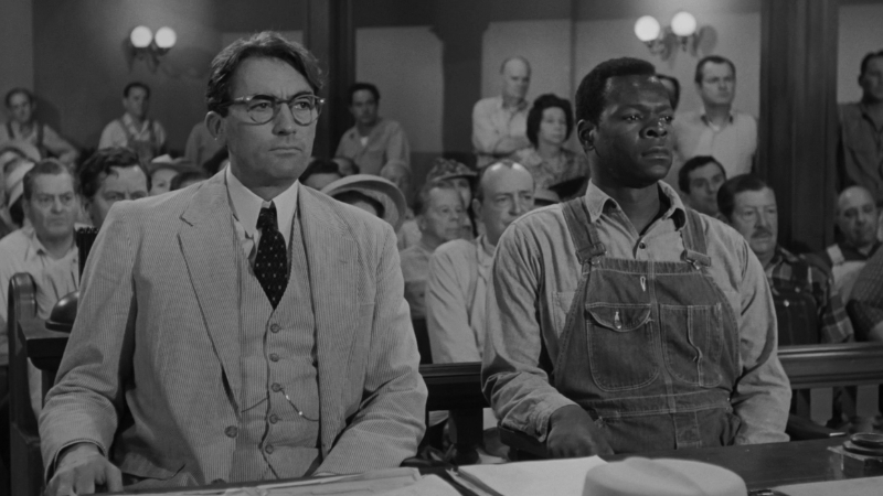 Movie poster image for TO KILL A MOCKINGBIRD