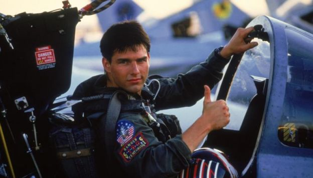 "Movie poster image for ""TOP GUN """