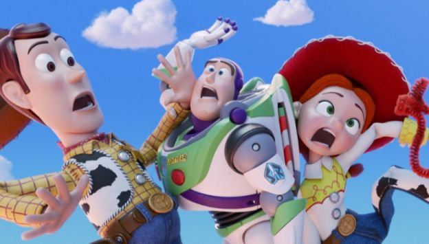 "Movie poster image for ""TOY STORY 4 in IMAX"""