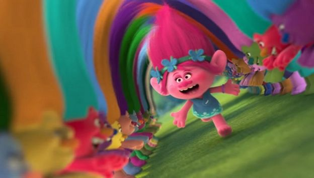 "Movie poster image for ""TROLLS"""
