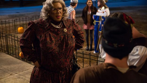 "Movie poster image for ""TYLER PERRY'S BOO! A MADEA HALLOWEEN"""