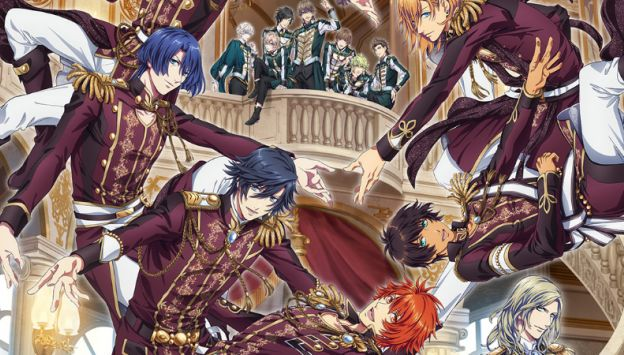 Movie poster image for UTA NO PRINCE-SAMA –  MAJI LOVE KINGDOM MOVIE
