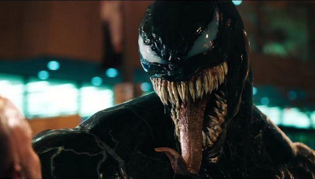 """Movie poster image for """"VENOM in IMAX"""""""