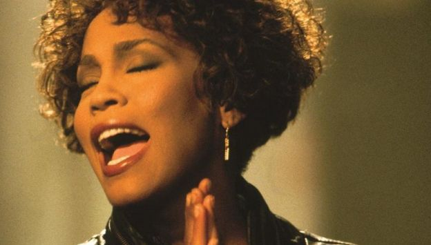 "Movie poster image for ""WHITNEY"""