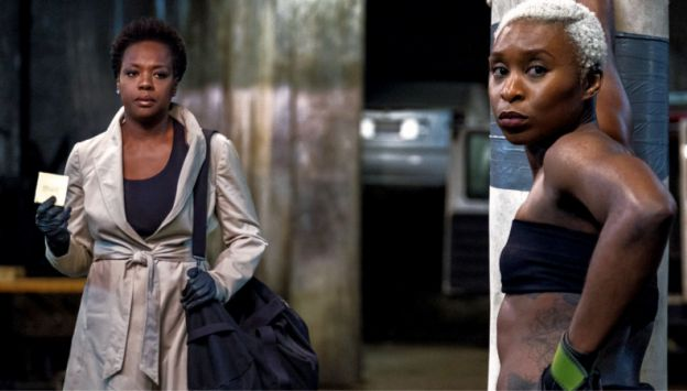 Movie poster image for WIDOWS