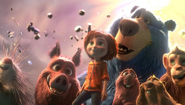 "Movie poster image for ""WONDER PARK"""