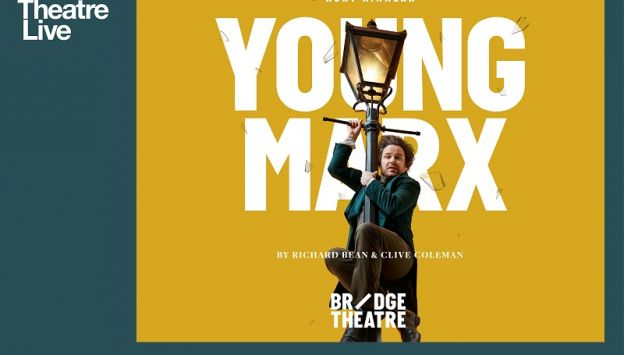 "Movie poster image for ""NATIONAL THEATRE LIVE - YOUNG MARX"""
