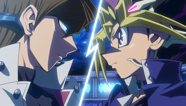"""Movie poster image for """"YU-GI-OH!: THE DARK SIDE OF DIMENSIONS"""""""