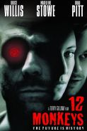Poster of 12 MONKEYS