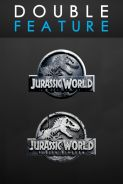 JURASSIC WORLD DOUBLE FEATURE