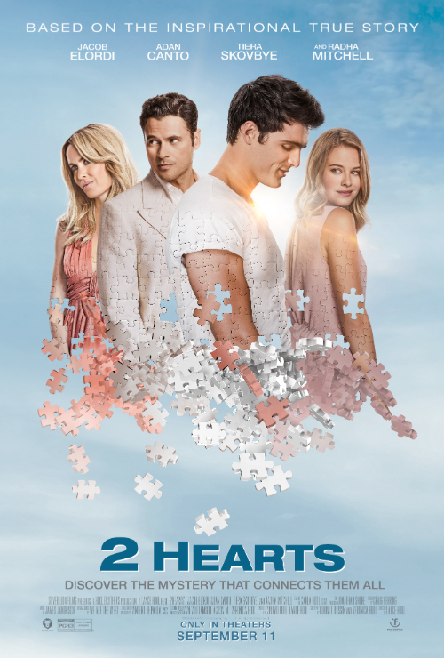 Movie poster image for 2 HEARTS