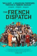 Movie poster image for THE FRENCH DISPATCH