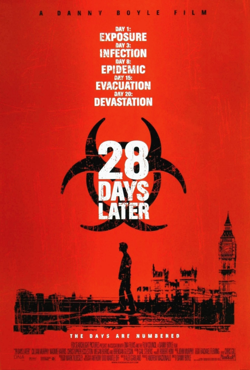 "Movie poster image for ""28 DAYS LATER - HORROR FEST"""