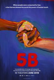 """Movie poster image for """"5B"""""""