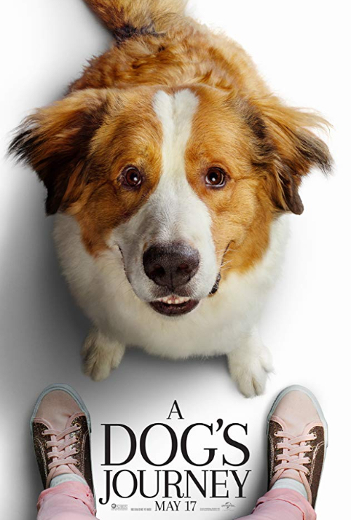 "Movie poster image for ""A DOG'S JOURNEY"""